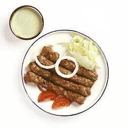 kebab spett