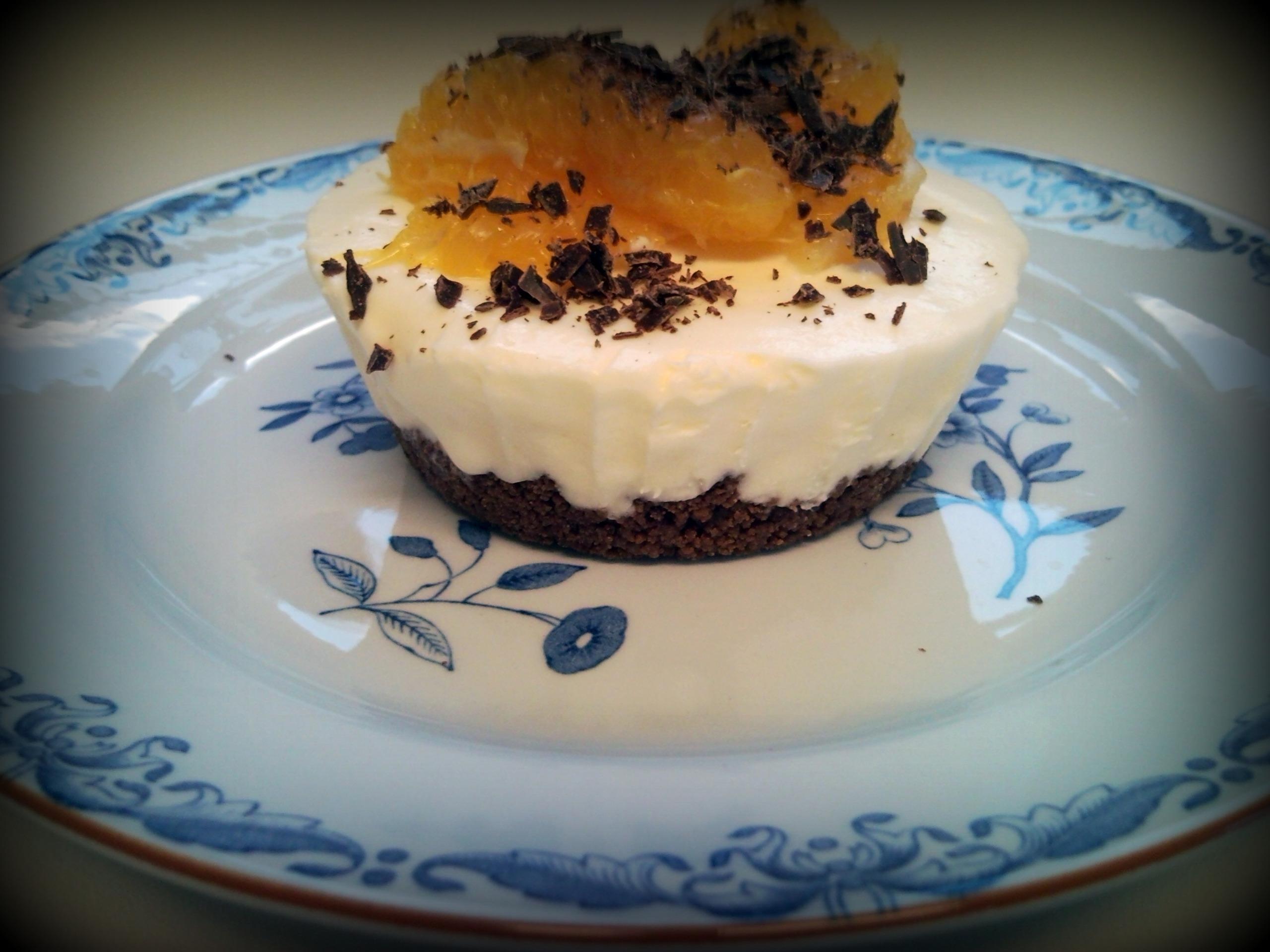 Cheesecake i mu