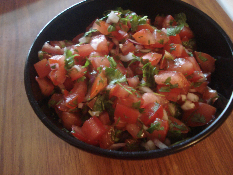 Mexikansk salsa..