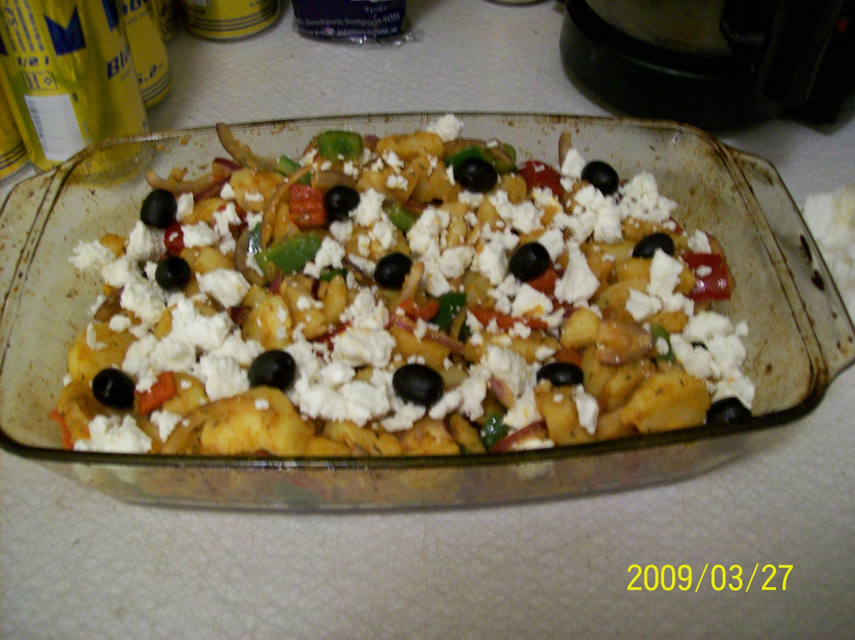 glutenfri potatissallad