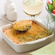 Fiskpudding med ris