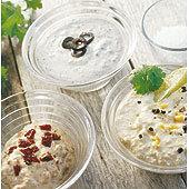 Grillsås -  Svarta oliver