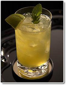 bourbon mynta