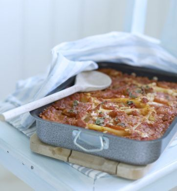 Alltid lika gott med lasagne