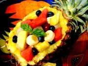 ananas sirap lime