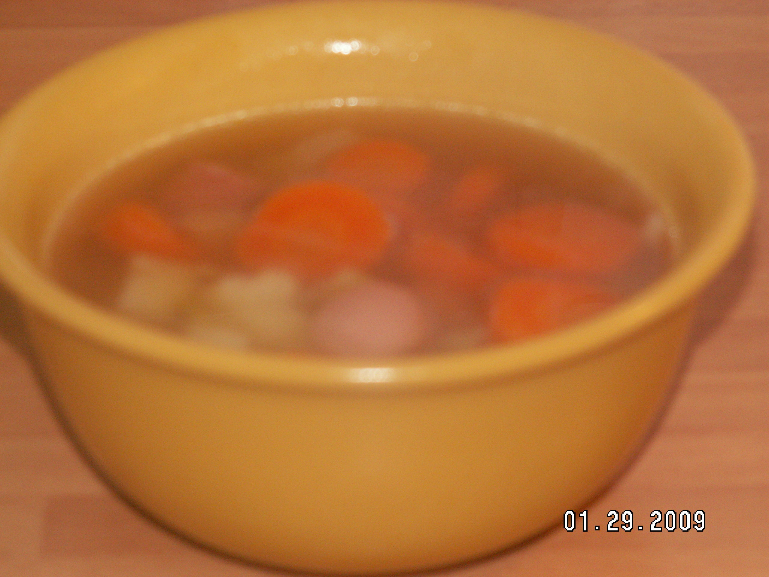 korv soppa