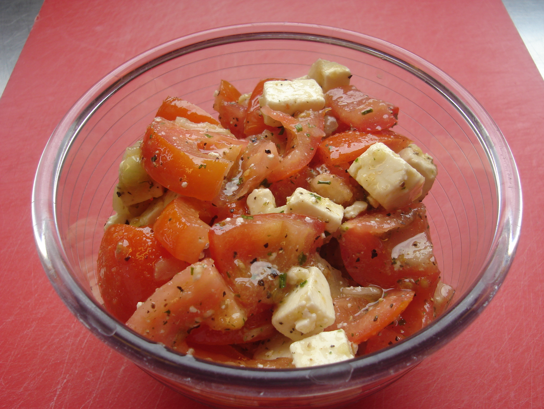 Tomat- och feta