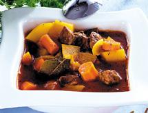Ungersk gulaschsoppa II