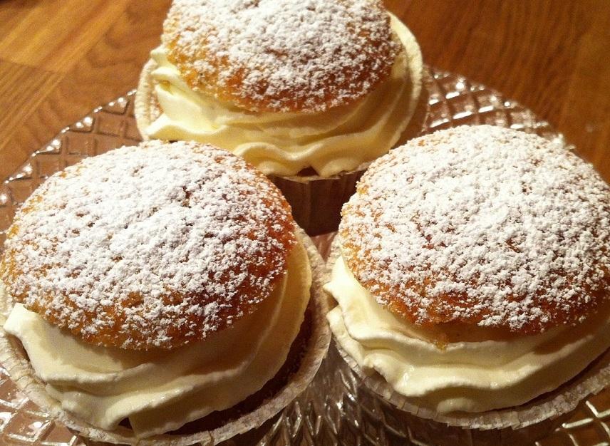Flisans muffins..