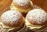 Flisans muffins-semlor