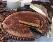 Lyxig chokladkolapaj