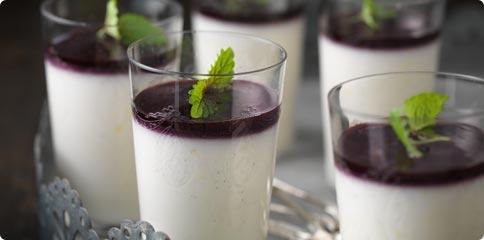 Vaniljyoghurt- ..