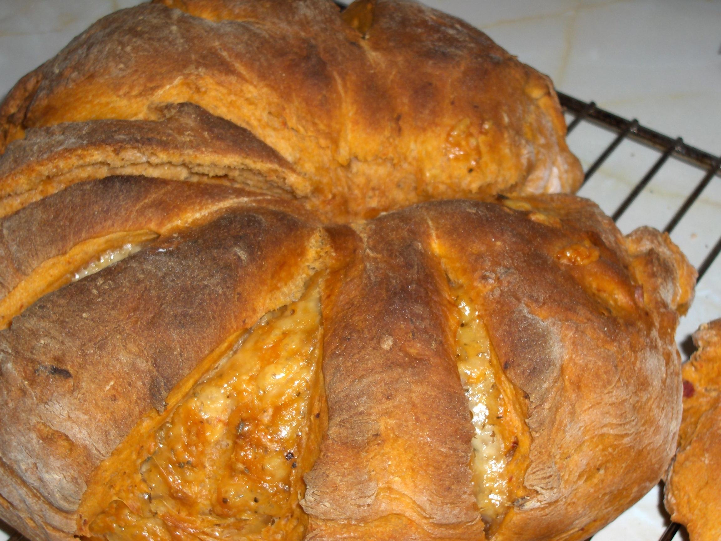 gott grovt bröd till soppa