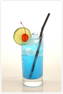 körsbär vodka drink