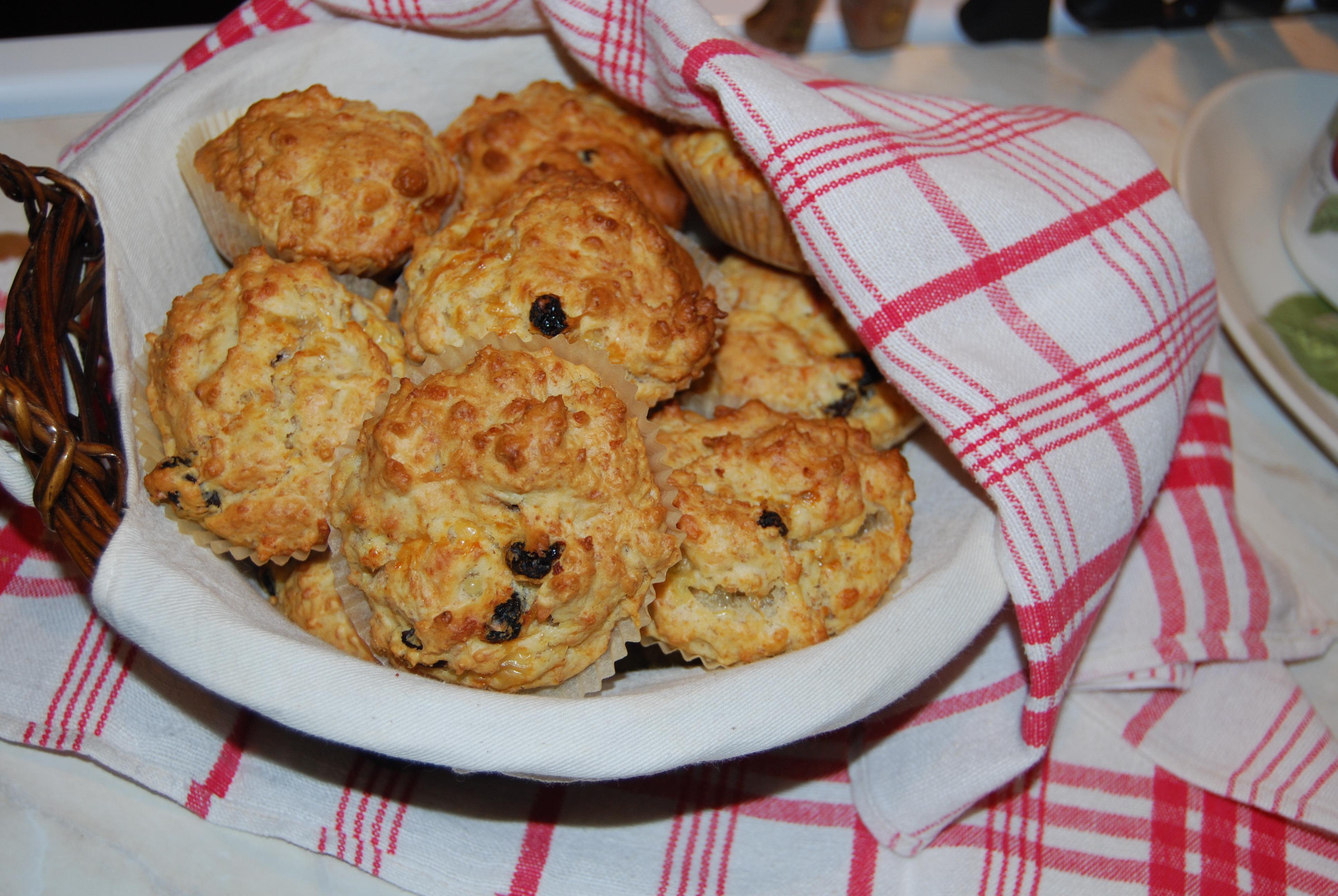 Frukostbullar snabba och supergoda
