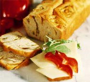 Västans bröd med örter