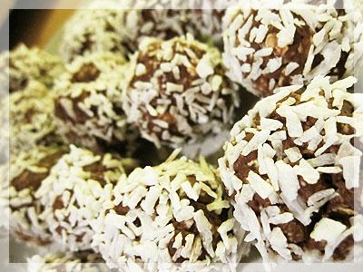 chokladbollar kesella