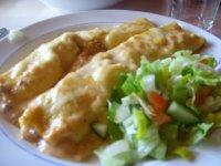 Taco canneloni