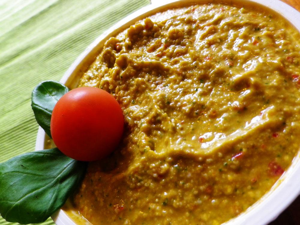 Chili & tomatpe