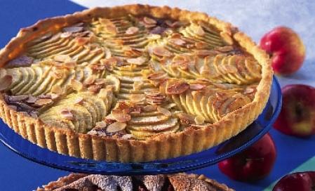 Äppelkaka med c..