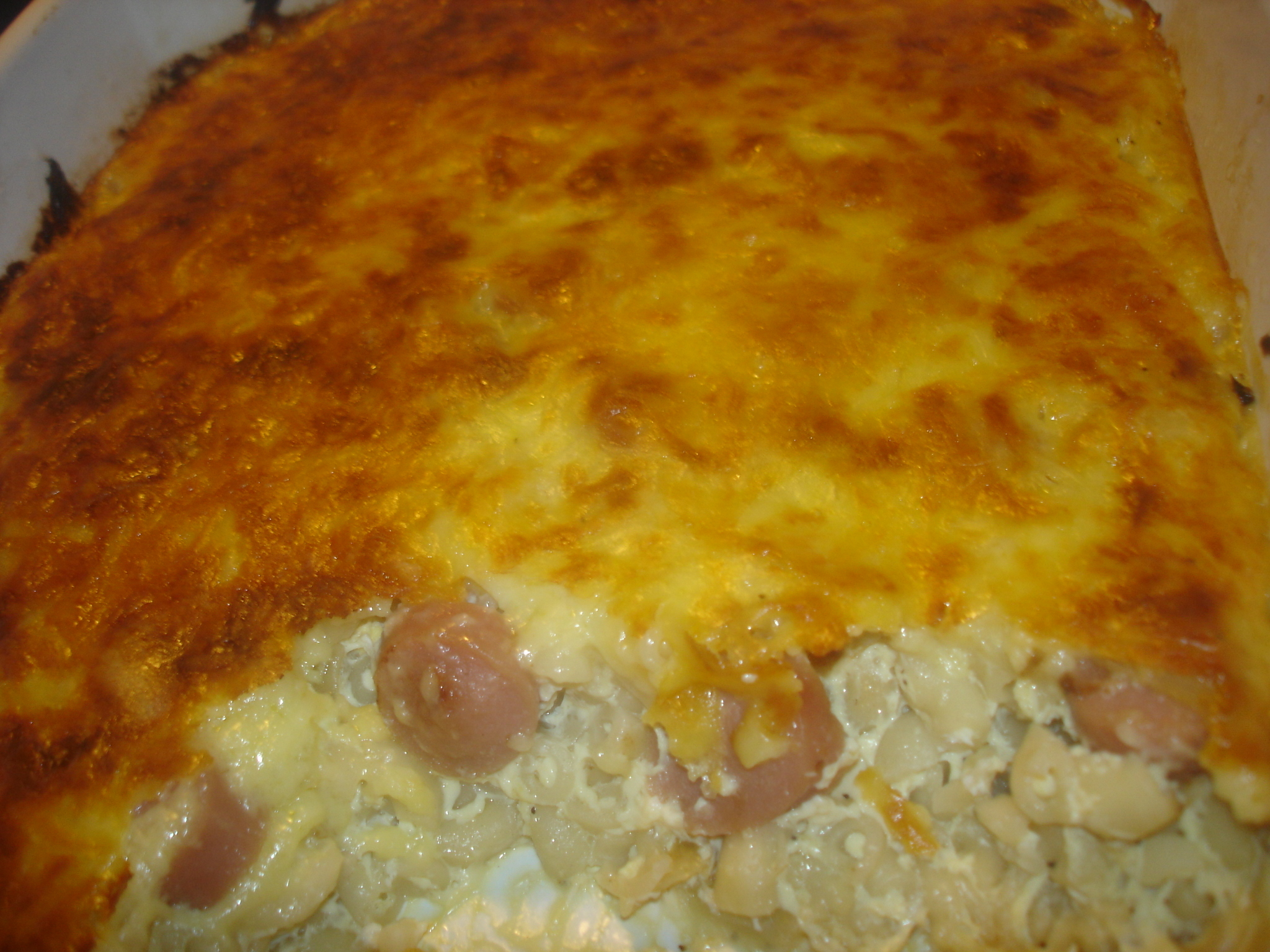 Makaronipudding