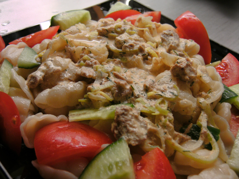 Malins tonfisksås