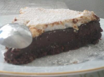 Choklad Maräng Paj