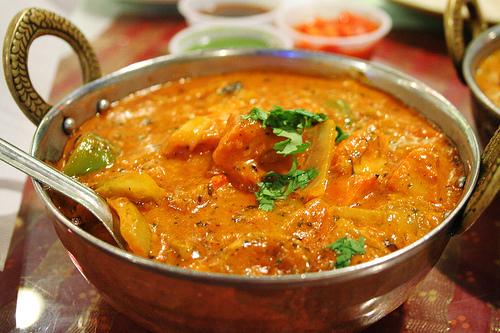 Chicken Masala - Indisk Kyckling