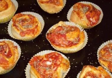 Enkla pizzabull