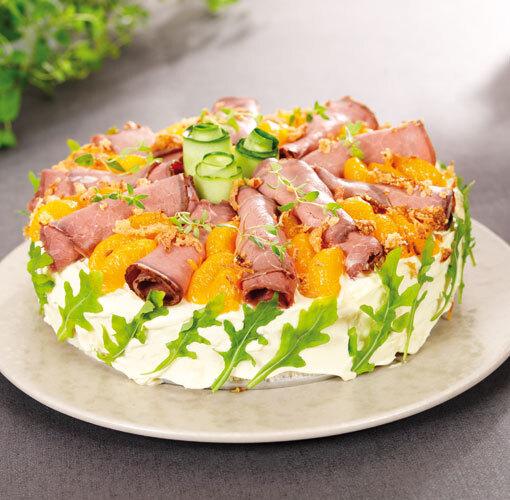 Kalasgod rostbiffstårta