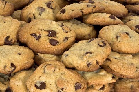 Chokladcookies