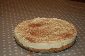 Baileys cheesecake utan ägg från Finland