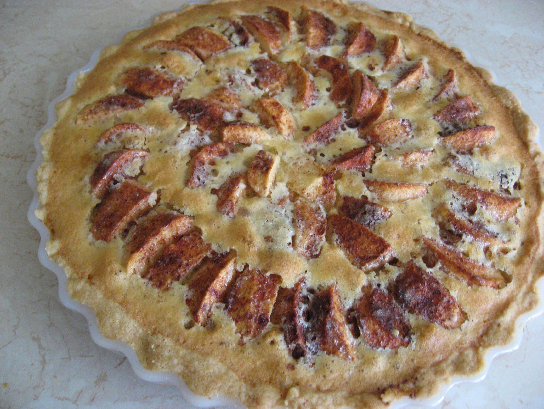 Äppelkaka från Österlen