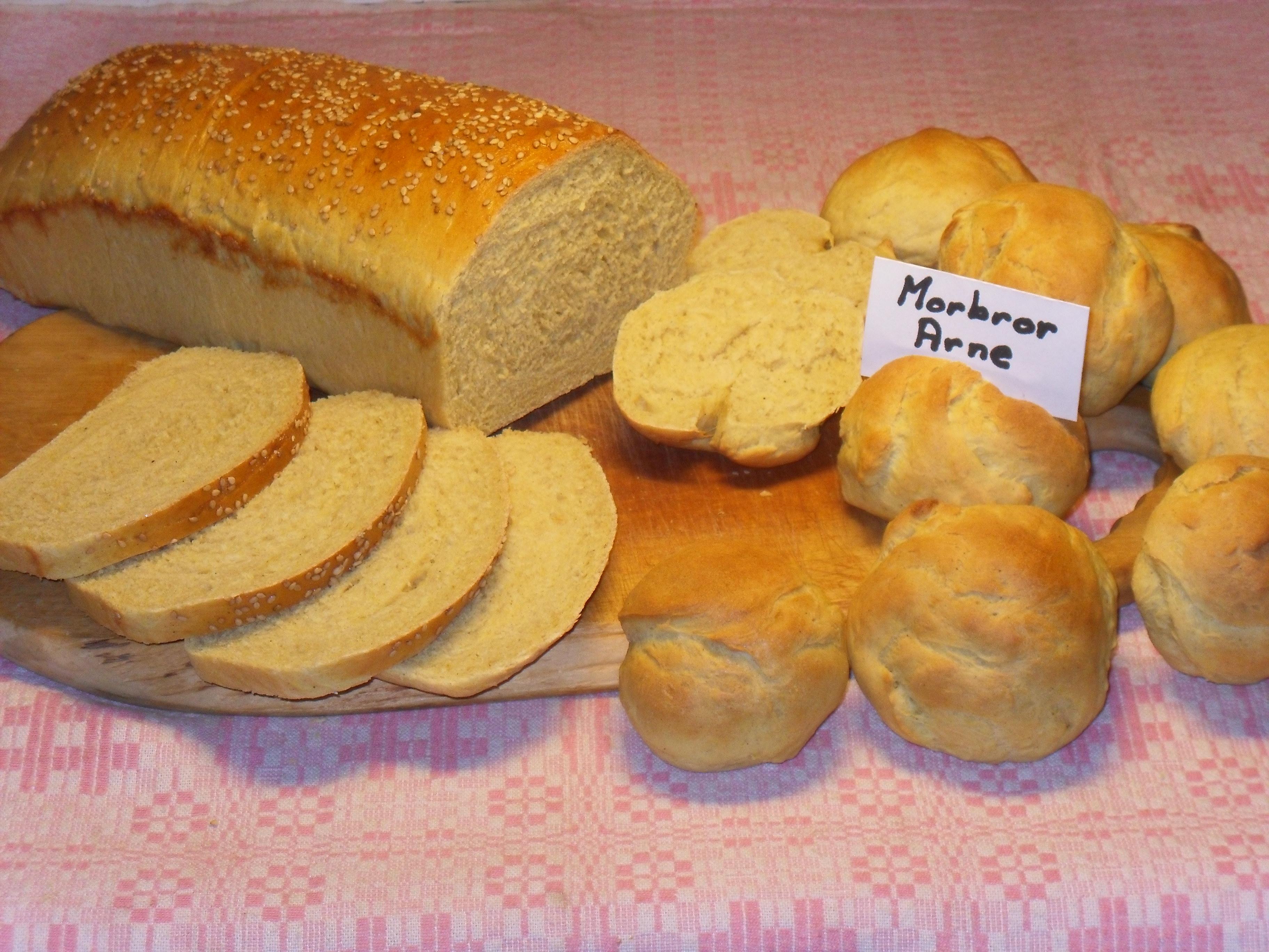 Currybröd - form eller kuvert