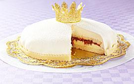 victoria och daniels tårta