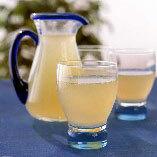 apelsinsaft -citronsyra