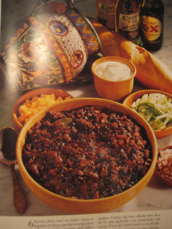 Chili på lamm