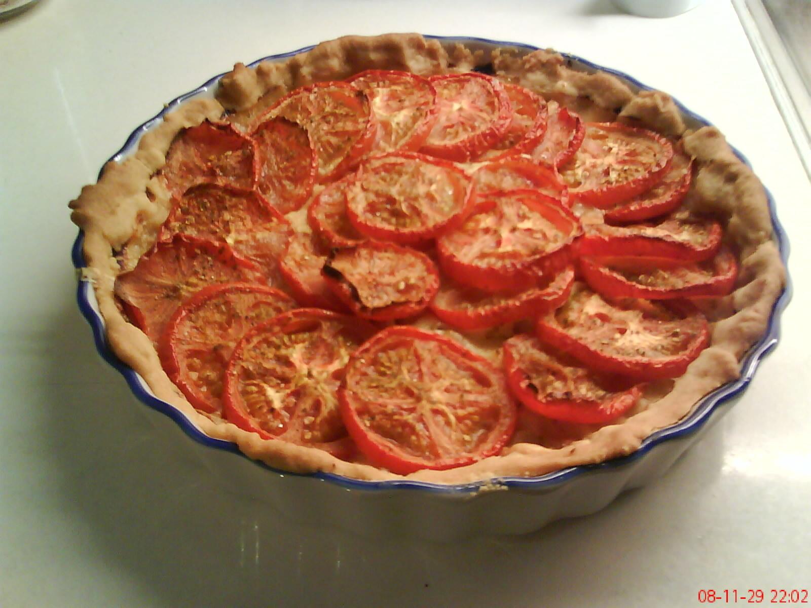 Tomatpaj, den bästa!