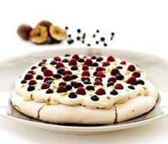 Pavlova marängtårta