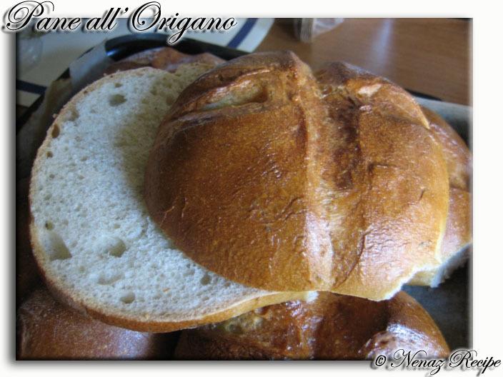 Brödbullar med oregano