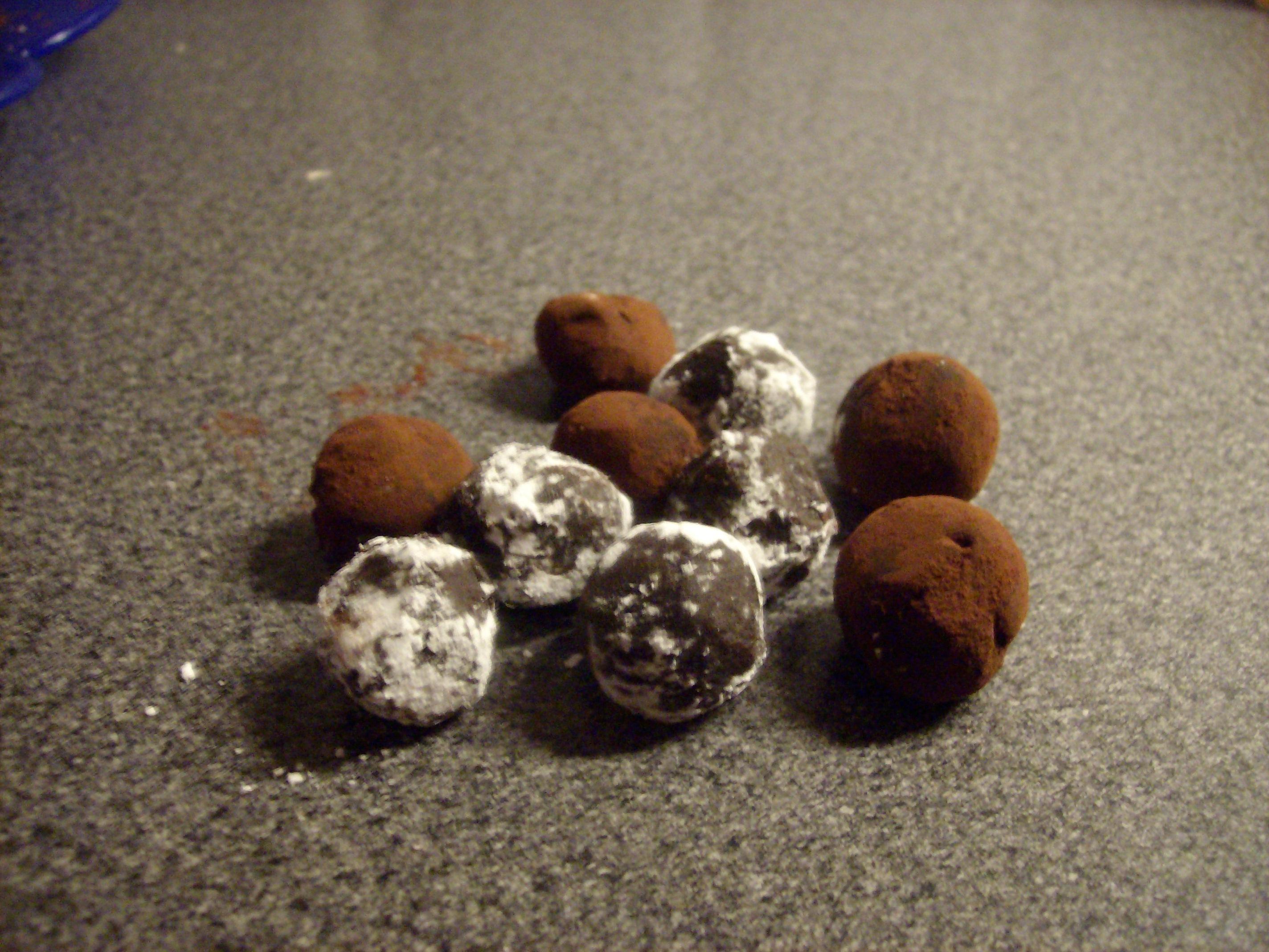 ljuvliga chokladpraliner