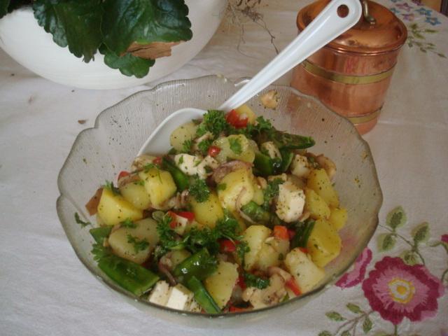 Anna´s potatiss..