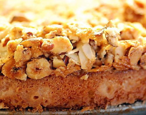 Toscatårta från Gullibo