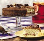 kardemummakaka med choklad