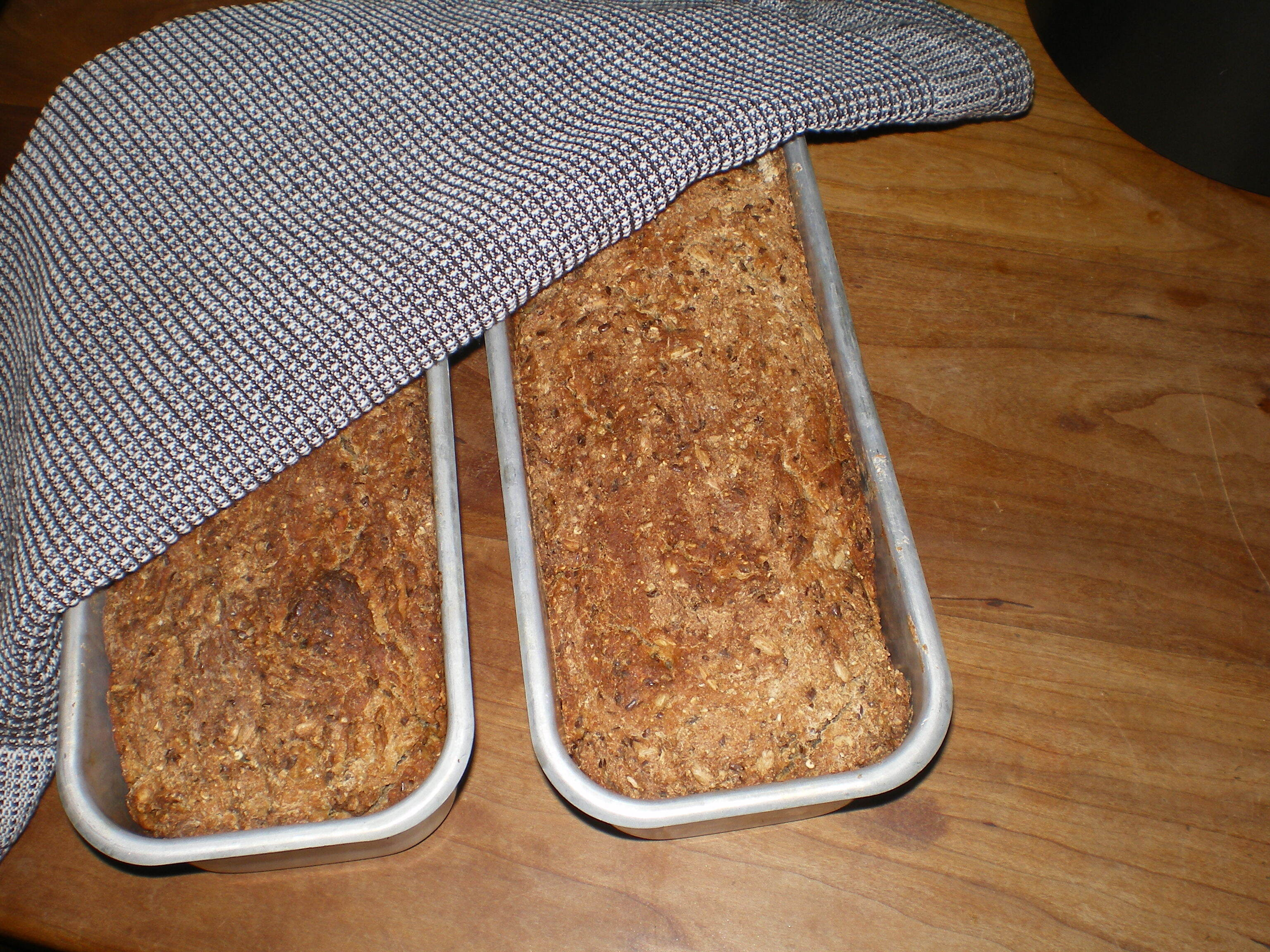 nyttigt fullkornsbröd