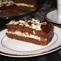 Jack Daniel´s Chocolate Cake