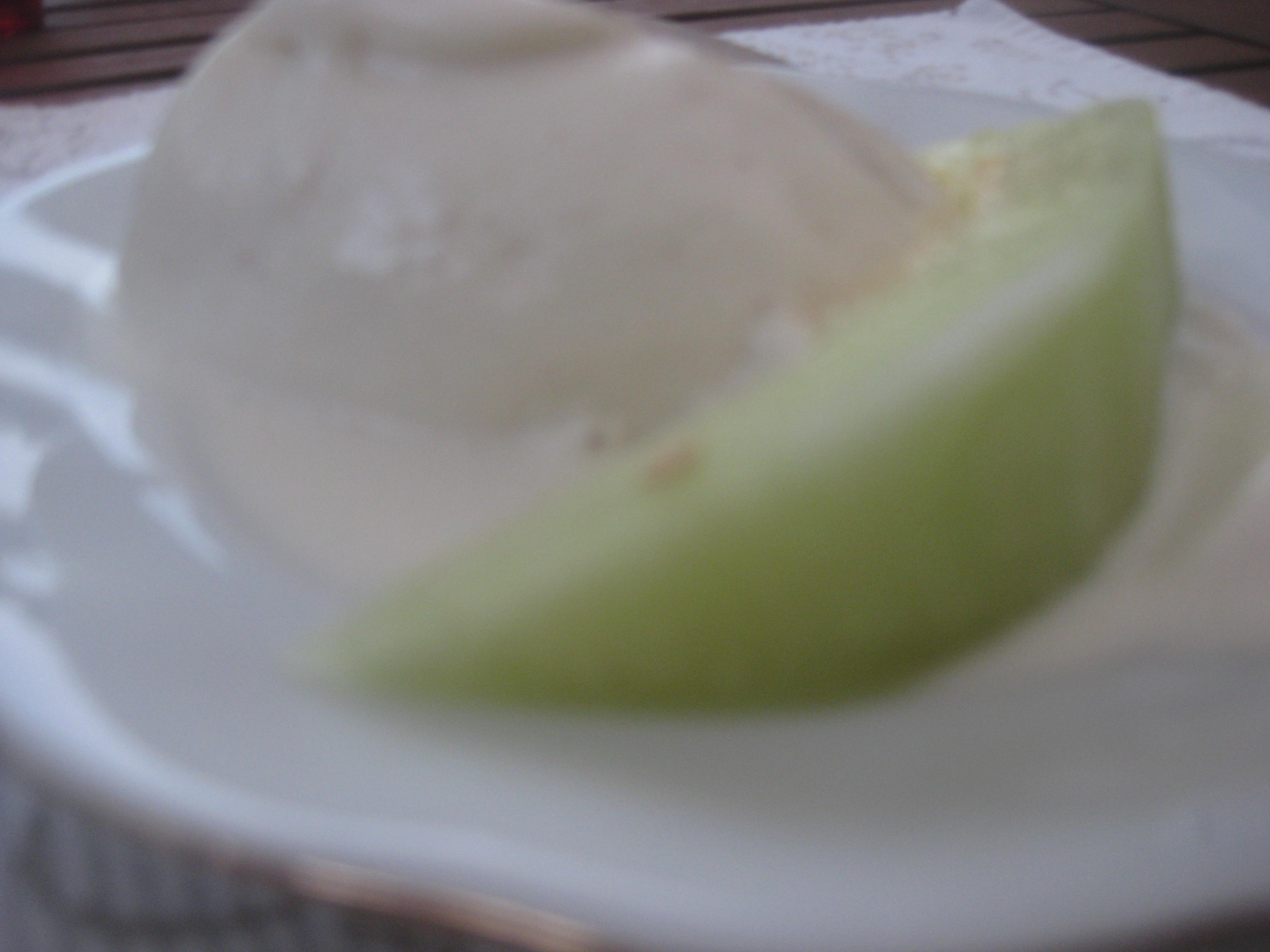 Cocosglass med kondenserad mjölk