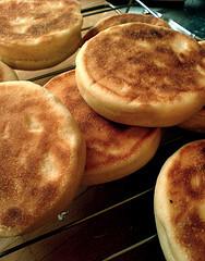 English muffins..