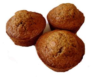 pepparkaka muffins