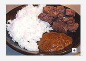 vegetarisk grillspett
